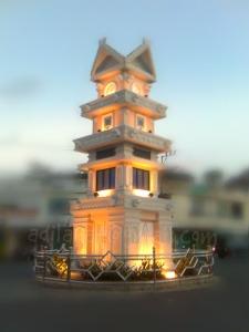 Tugu Simpang 4 Lahat