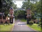 Pintu Gerbang Taman Ribang Kemambang